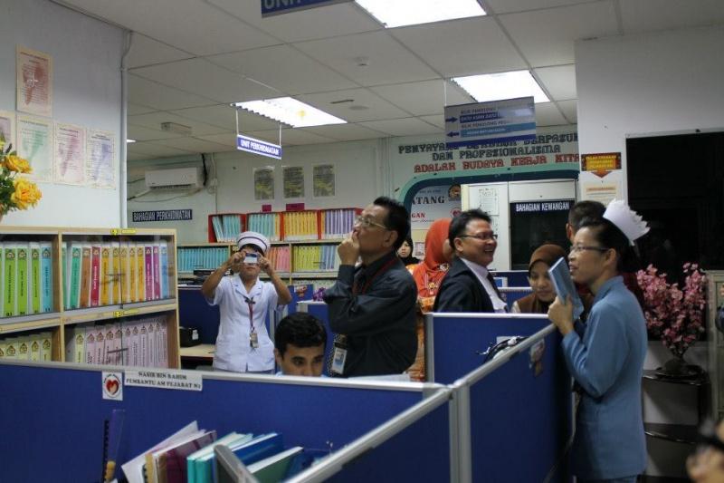 Penilaian 5S JKN Sabah di Hospital Kota Belud 2012